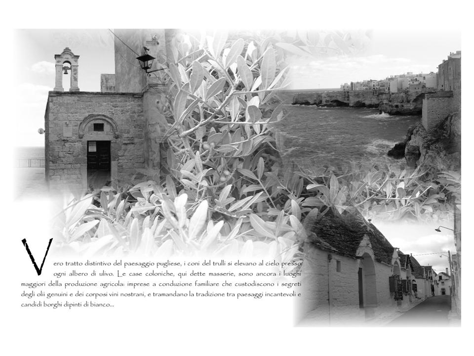 Tra Cielo e Terra in Puglia